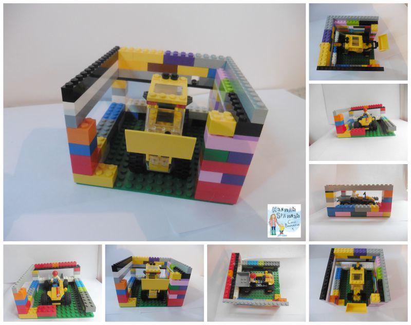 Building Our Lego Dream House Hannah Spannah