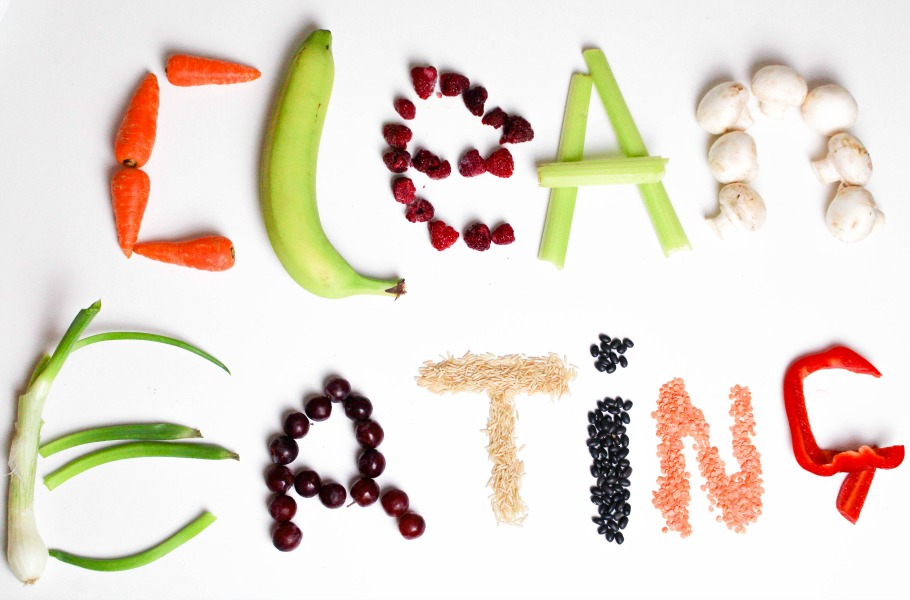 Clean Eating as a family