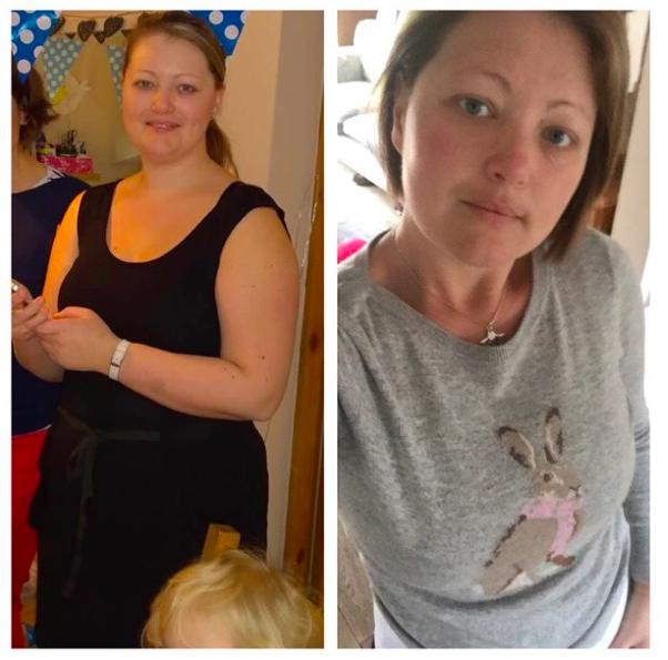slimming world weight loss