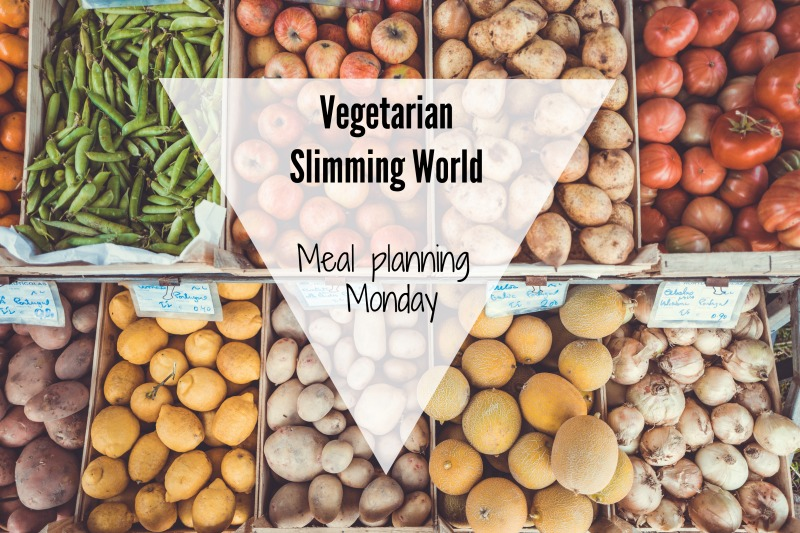 vegetarian slimming world