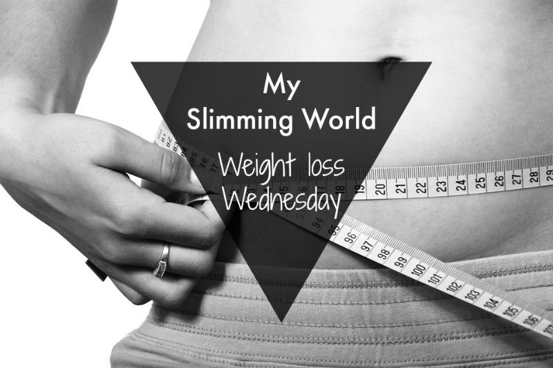 my slimming world weight loss Wednesday