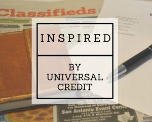 universal credit benefits