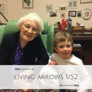 """""""You are the bows from which your children as living arrows are sent forth"""". Great Grandma"""