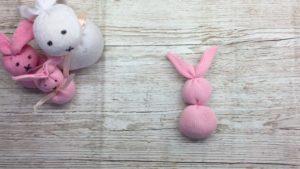A bunny!