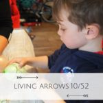 living arrows easter crafts
