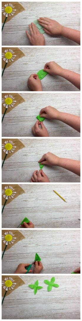 How to make a beautiful bunch of flowers. This craft tutorial is for a Paper Poppy. We hope you like it