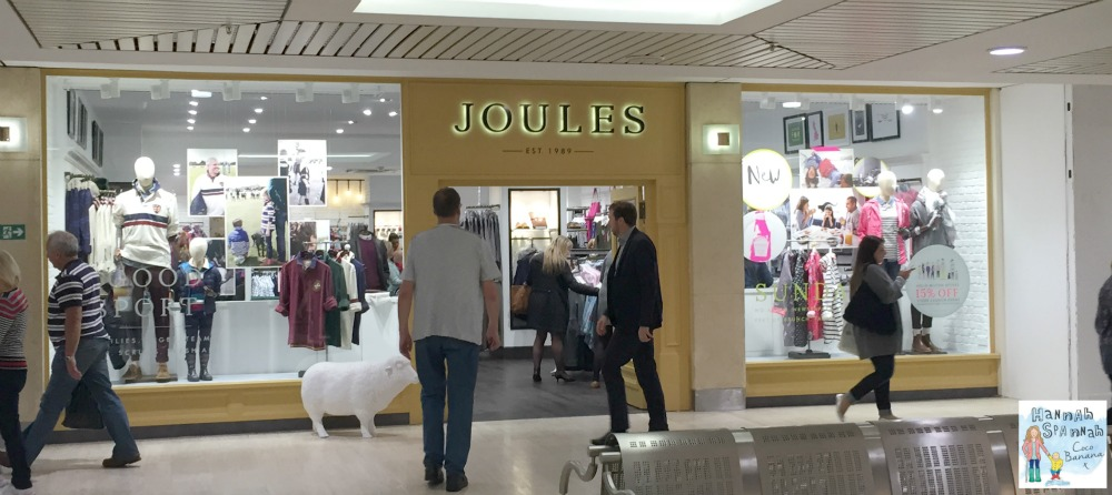 joules storefront