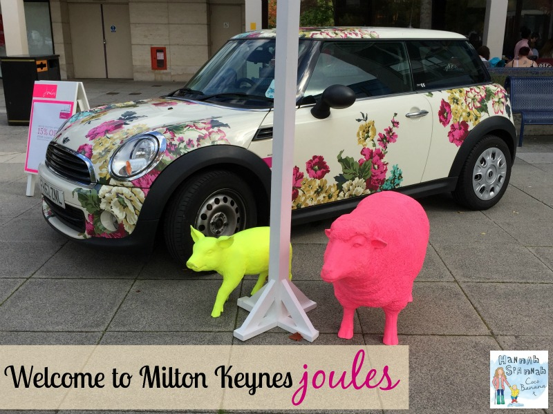 Car Joules Milton Keynes