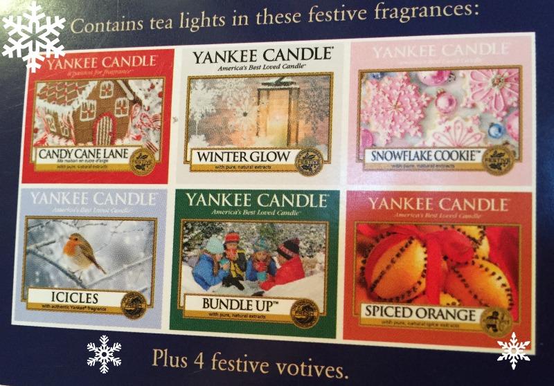 yankee candle fragrance