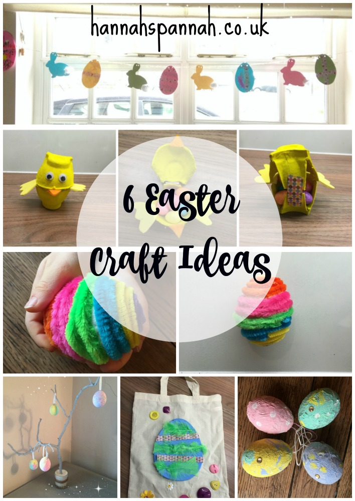 6 Easter Craft Ideas