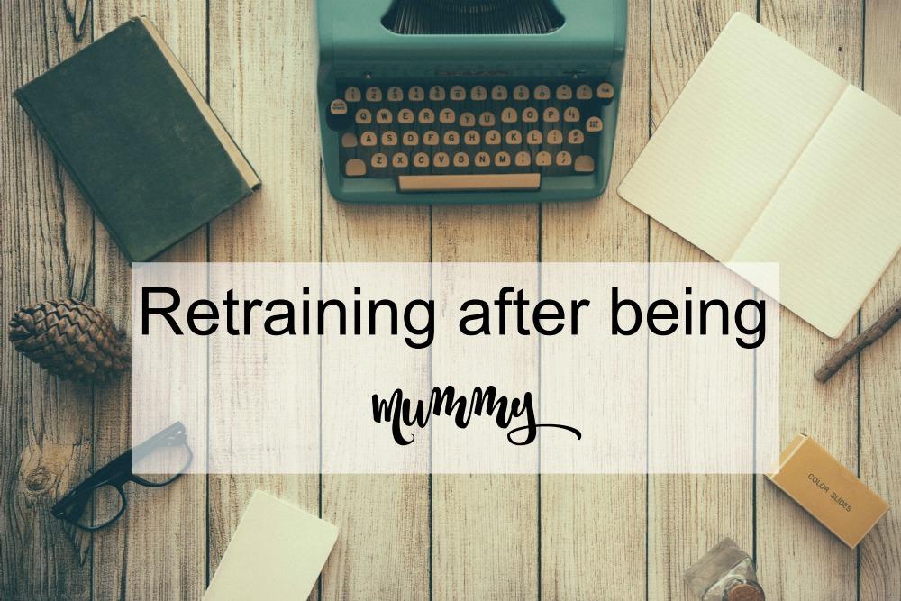 retraining after being mummy