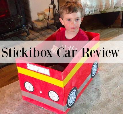 stickibox car review