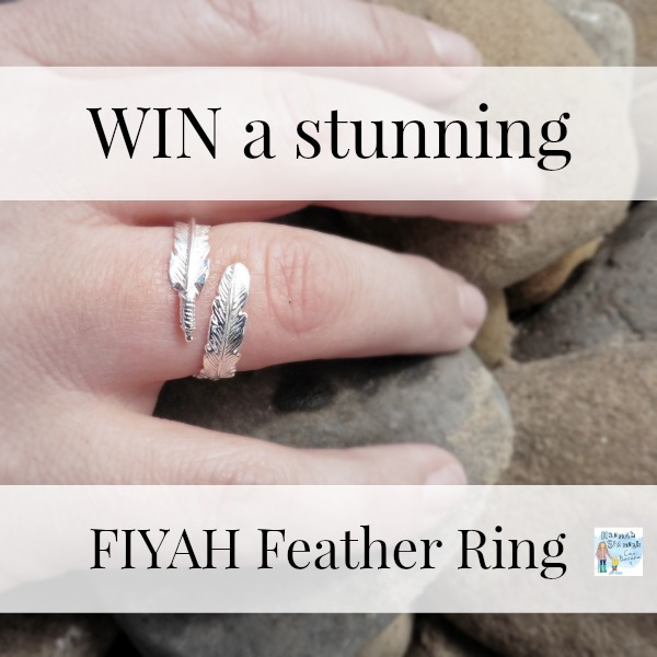 FIYAH Feather Ring Win