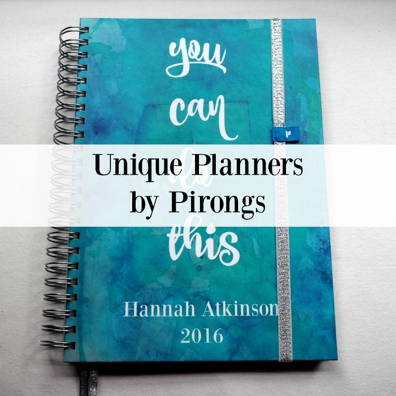 Pairings Unique Planners review