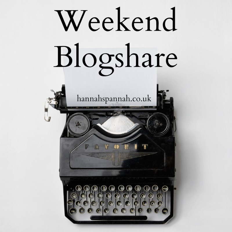 Come and join the #weekendblogshare or drop in and find fascinating, informative and fun posts to read.
