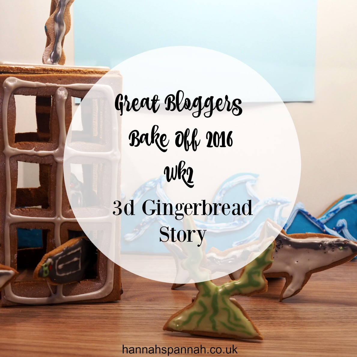 Gingerbread 3d Story