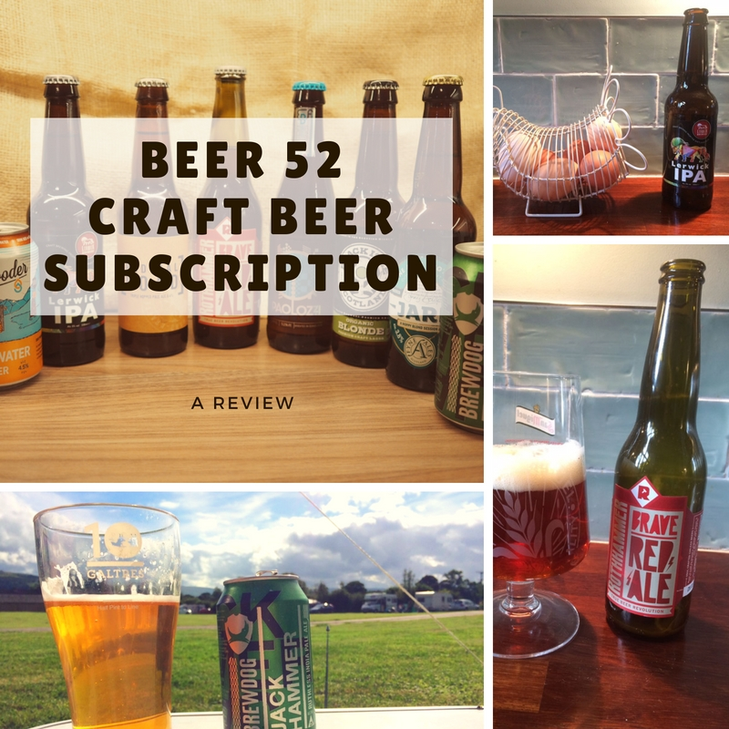beer 52 craft beer subscription review