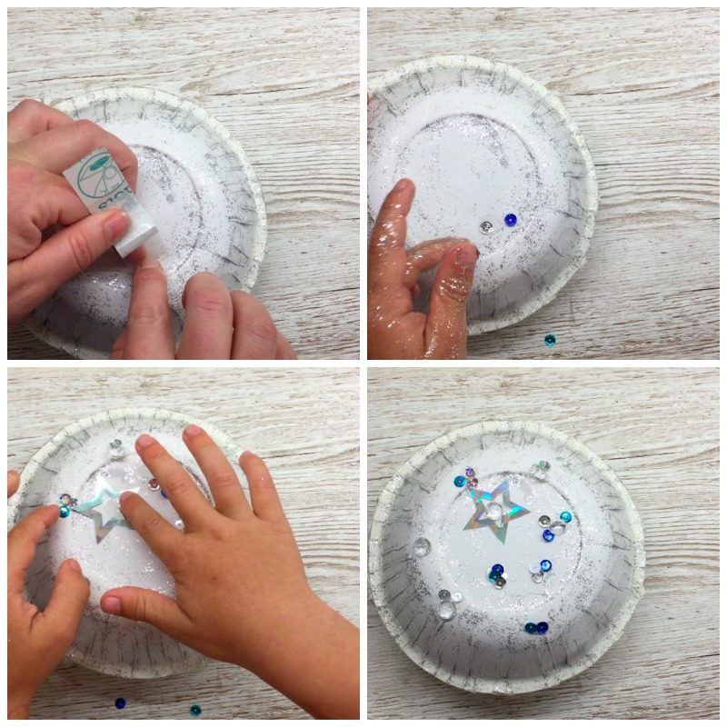 Bostik Bloggers Space Craft - How to make a Flying Saucer