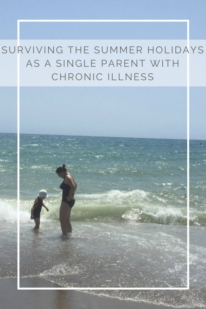 What is life like when you live with Chronic Illness? Here's how I survived the Summer Holidays as a Single Parent with Chronic Illness